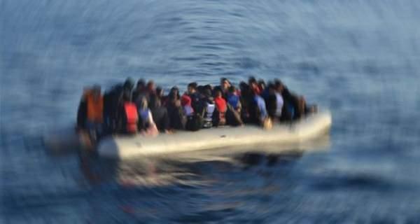 Çesme yakınlarında mülteci botu battı: 1 ölü