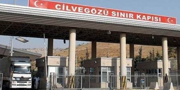 Cilvegözü Sınır Kapısı 2 gün kapalı kalacak