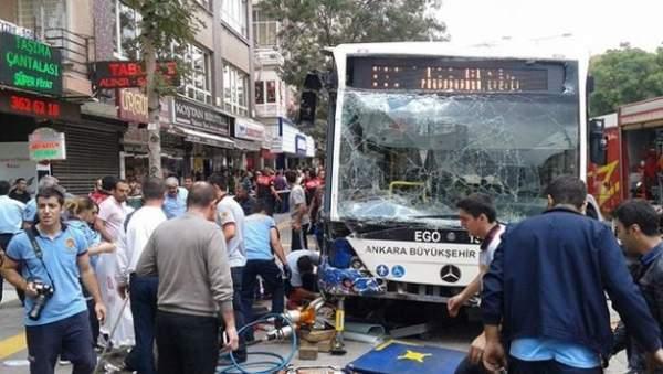 Dikimevi kazasında otobüste kusur yok