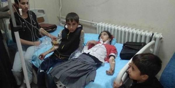 Diyarbakır'da 332 öğrenci yedikleri yemekten zehirlendi