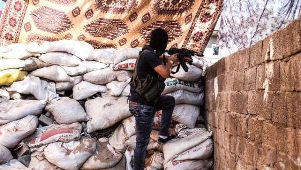 Diyarbakır'da Hendek Kazan PKK'lılar Öldürüldü