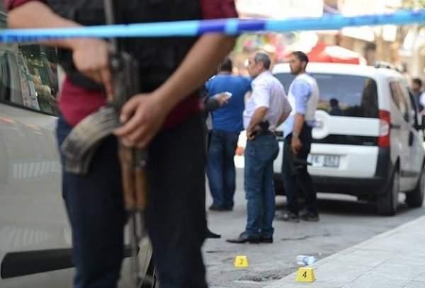 Diyarbakır'da Polise Saldırı