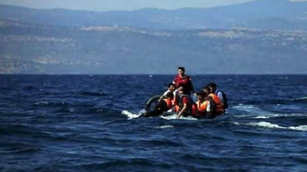 Ege'de yine sığınmacı kazası