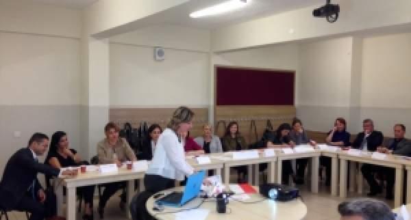 Etimesgut'ta Profesyonel Eğitim Koçluğu semineri