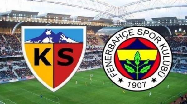 Fenerbahçe Van Persie ile 3 puanı kaptı