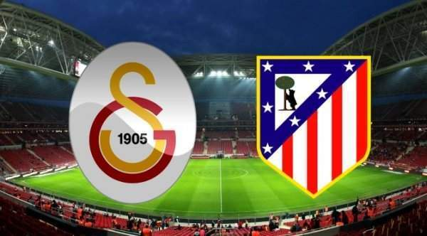 Galatasaray Atletico Madrid Maçı Saat Kaçta?