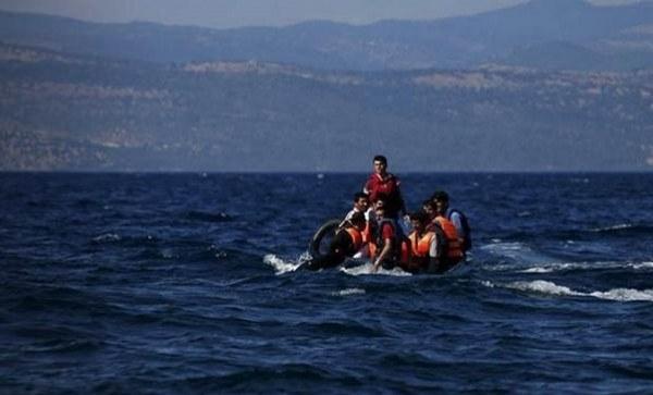 Göçmenleri Taşıyan Bot Alabora Oldu