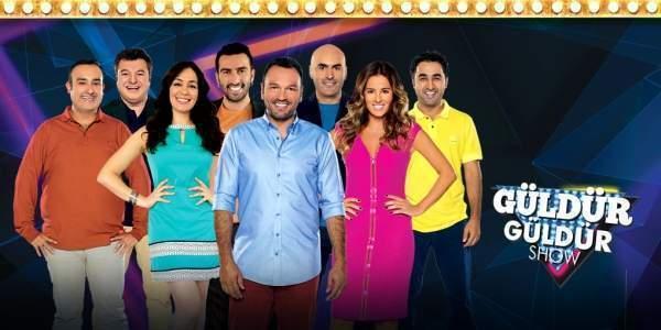 Güldür Güldür Show Yeni Sezonda Show TV Ekranlarında