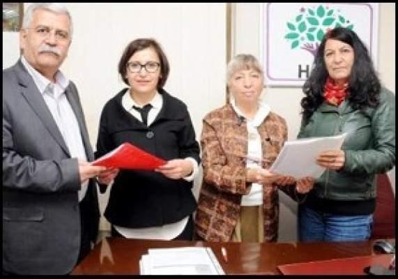 HDP Antalya\'da seçim sonuçlarına itiraz etti
