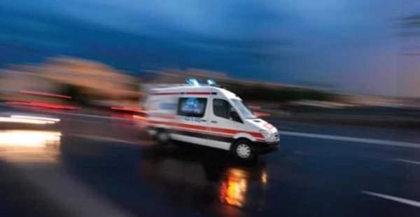 Hırsızlığın bu kadarına pes, ambulansta bulunan cihazı çaldılar