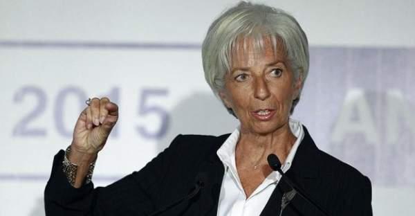IMF Başkanı 'Sürdürülebilir Kalkınma