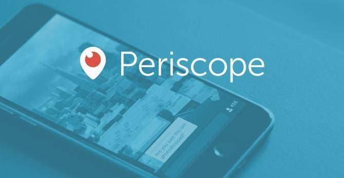 İnternet yasaklarına Periscope örneği
