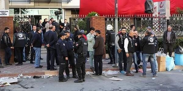 İpek Medya önündeki eylemler hakkında soruşturma başlatıldı
