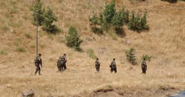 İran Askerleri Sınırı Geçti
