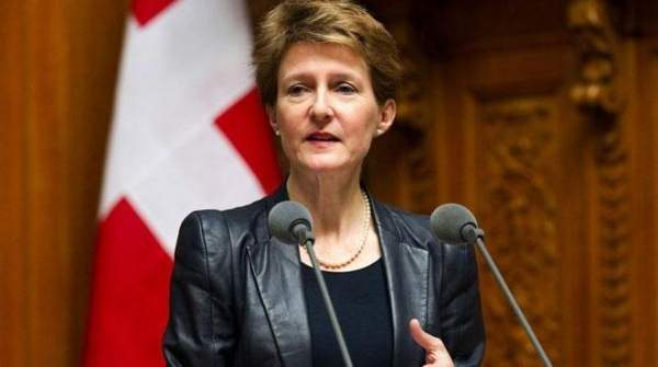İsviçre Konfederasyon Başkanı'ndan şaşırtan itiraf