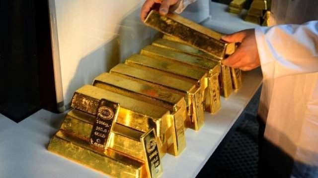 İsviçre\'ye külçe altın ihracatında yüzde 627 artış