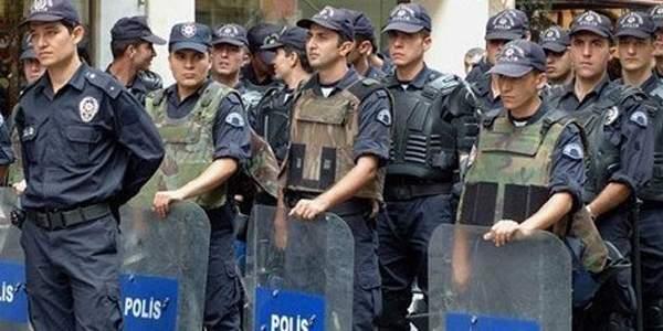 Jandarma ve polisin izinleri iptal