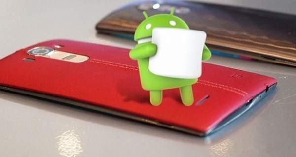 LG G4 Marshmallow güncellemesini önümüzdeki hafta alacak
