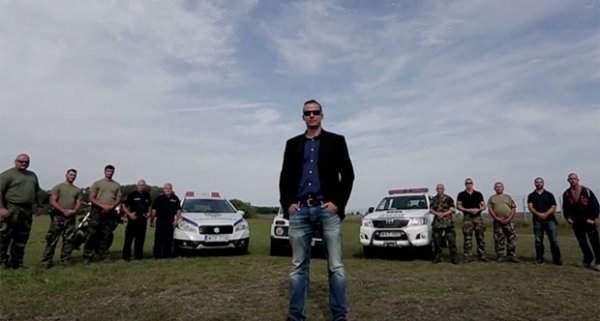 Macar Belediye Başkanı Klip Çekti