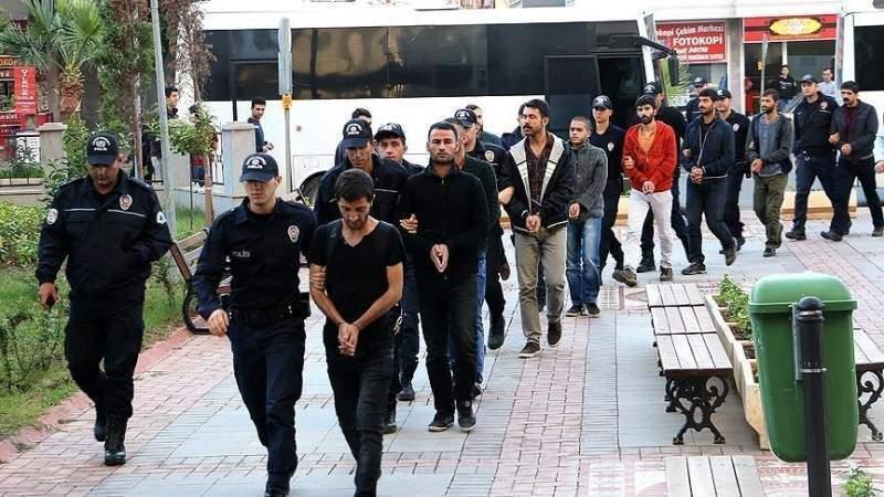 Mersin\'de 7 terör zanlısı tutuklandı