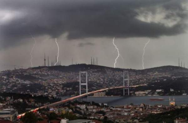 Meteorolojiden seçim günü fırtına uyarısı geldi