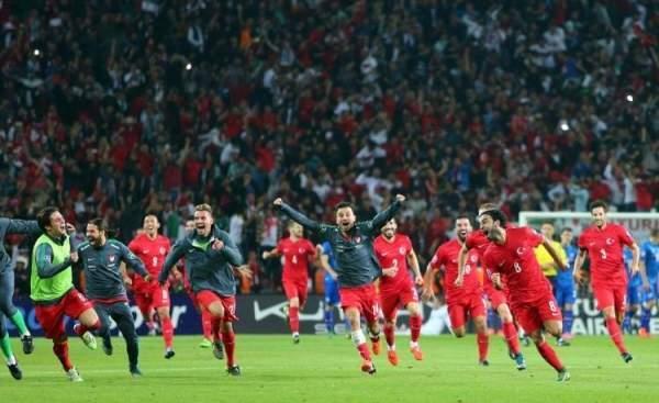 Milli Takım Avrupa Şampiyonası biletini kaptı