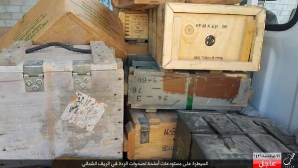Muhaliflere giden mühimmat IŞİD'in eline mi geçti?