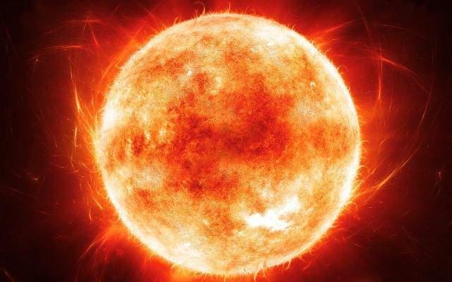 NASA, güneşin 4K çözünürlükteki videosunu paylaştı