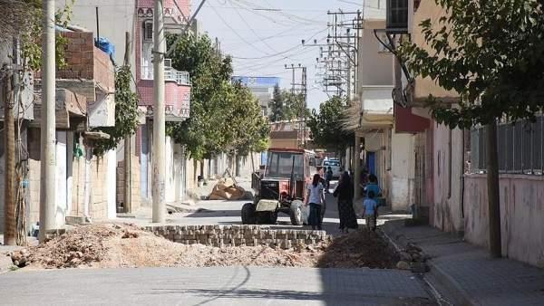 Nusaybin'de Sokağa Çıkma Yasağı İlan Edildi