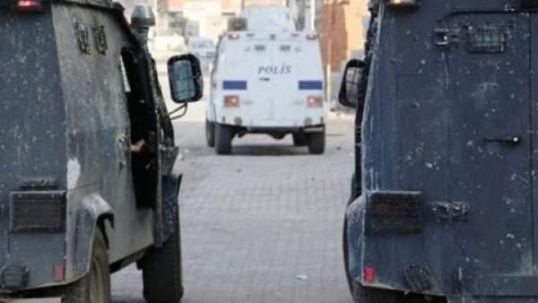 Nusaybin'de Sokağa çıkma yasağı