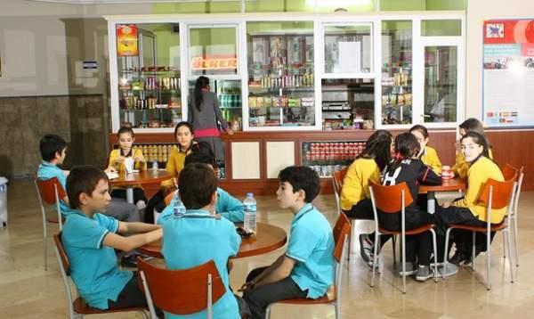 Okul Kantinlerinde Satılan Gıdalarına Renk Düzenlemesi