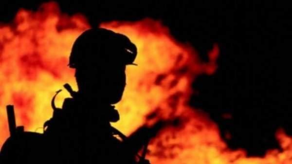 Ordu'da yangın: 8 ahşap ev yandı