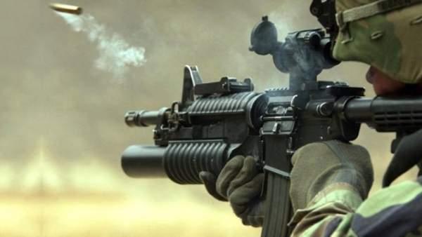 PKK'lılar sınırda silahlarını bırakıp kaçtı