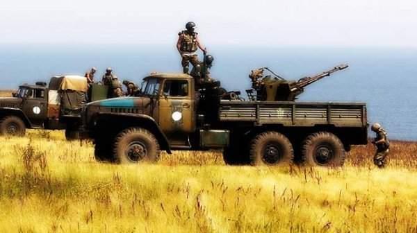 Rusya Suriye'ye Karadan Saldırı Hazırlığında!