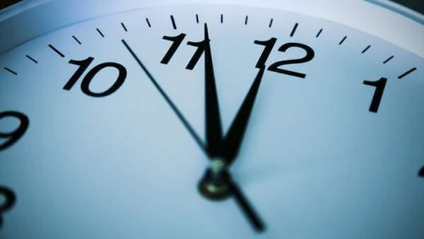 Saatler 8 Kasım'da Geri Alınacak
