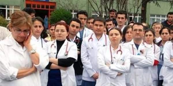 Sağlıkçılar Doğuya Atanmak İstiyor