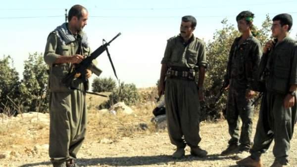 Şengal'de PKK ve peşmerge birbirine düştü