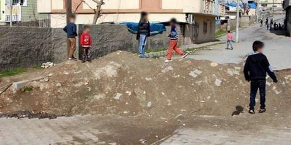 Silopi'de hendek patladı: 1 çocuk yaralı