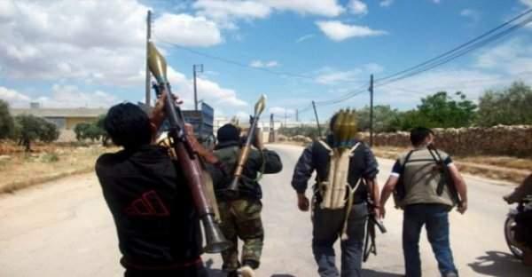 Sınırın Suriye Tarafında Şiddetli Çatışmalar