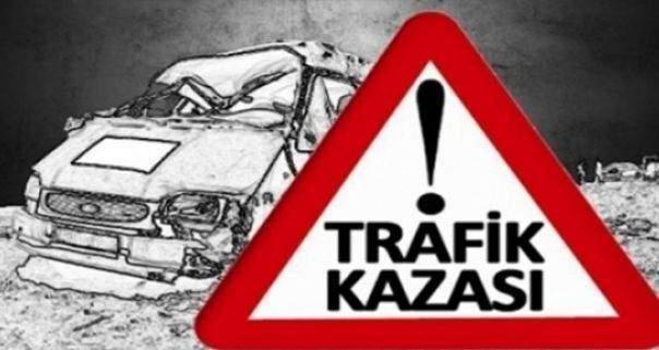 Sinop\'ta trafik kazası 1 can aldı