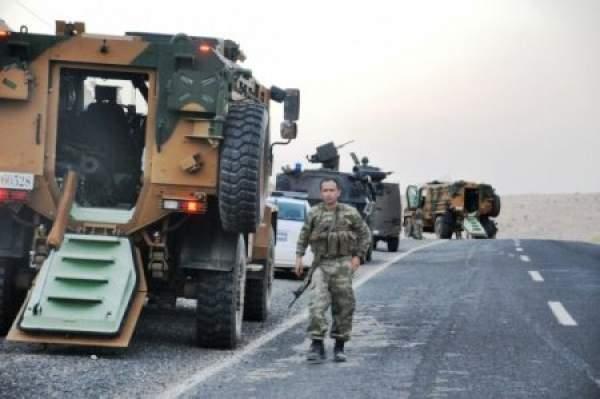 Şırnak Uludure'de askeri araç devrildi: 1 asker ağır yaralı