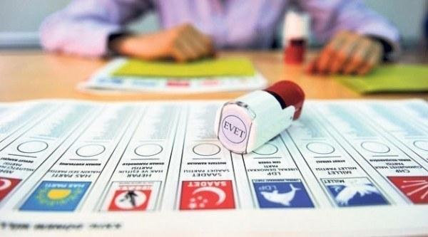 Siyasi partiler ve bağımsız adaylar için seçim yasakları başladı