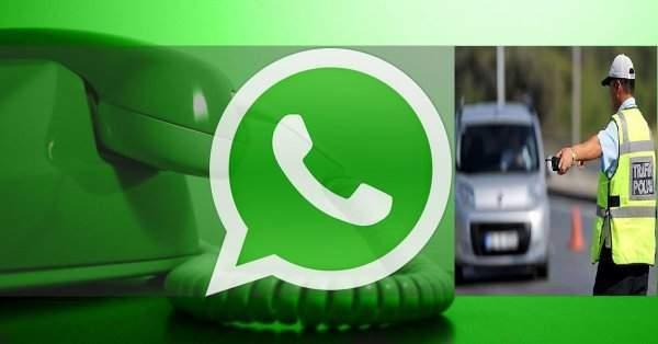 Sürücülere Whatsapp'tan Ceza Yağıyor