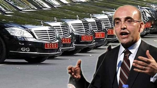 Tarım Bakanlığı'nda Otomobil Skandalı