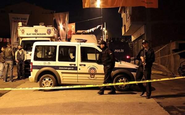 Tarsus'ta Polise Silahlı Saldırı