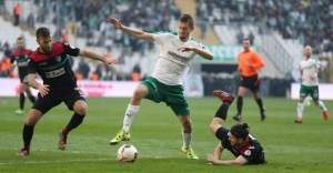 Bursaspor - Amedspor Maç Özeti - 31 Ocak Pazar