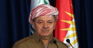 """Barzani'den DAEŞ ve PKK'ya gönderme: """"Terörü koz olarak kullananlar, terör ateşinde yanar"""""""