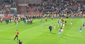 Trabzonspor Fenerbahçe maçında yaşanan olaylar dünya gündeminde