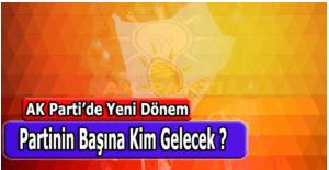 AK Parti'nin başına kim gelecek? Kulislerde konuşulan isim kim?