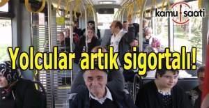 İETT'ye bağlı toplu ulaşımı kullananlar sigortalanıyor